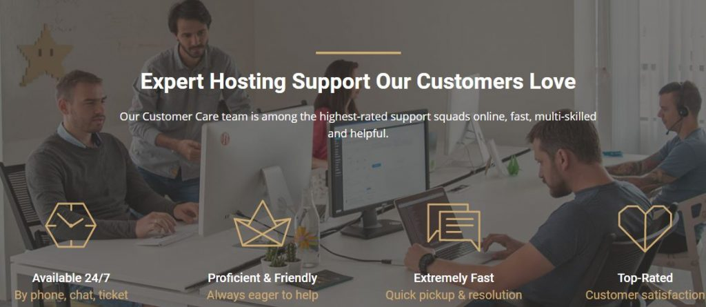 Siteground Customer Support and Customer Services