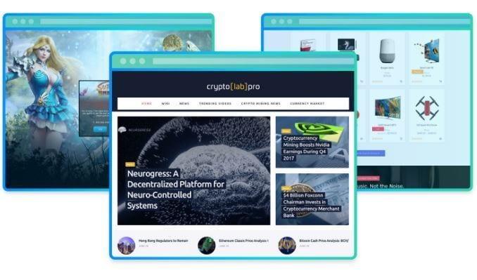 Propeller Ads Smart Link or Direct Ads