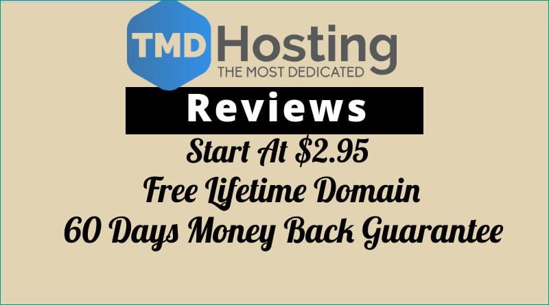 TMDHosting Reviews Cheapest and Fastest Hosting Provider