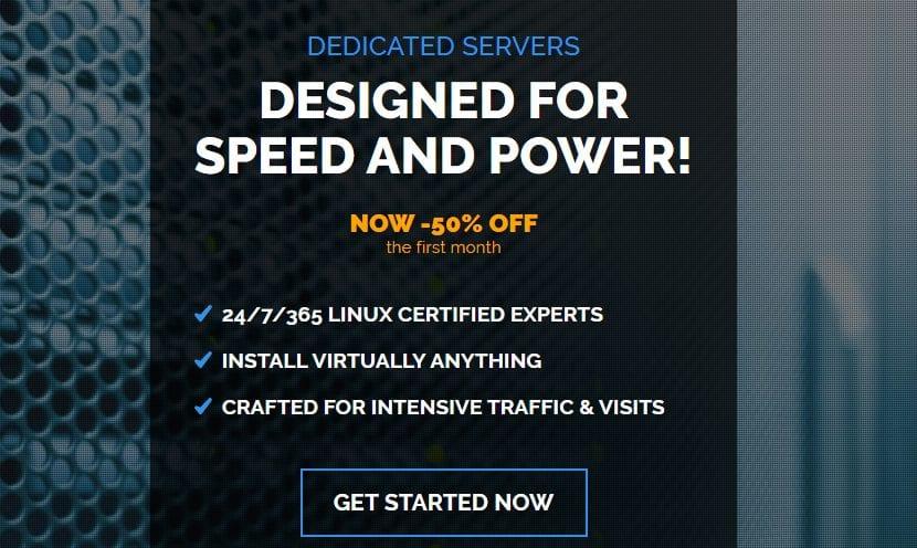 TMDHosting Review Dedicated Server Hosting