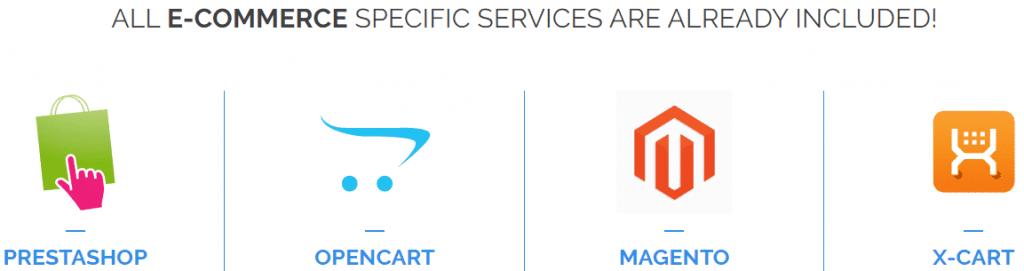 TMDHosting e-Commerce Services