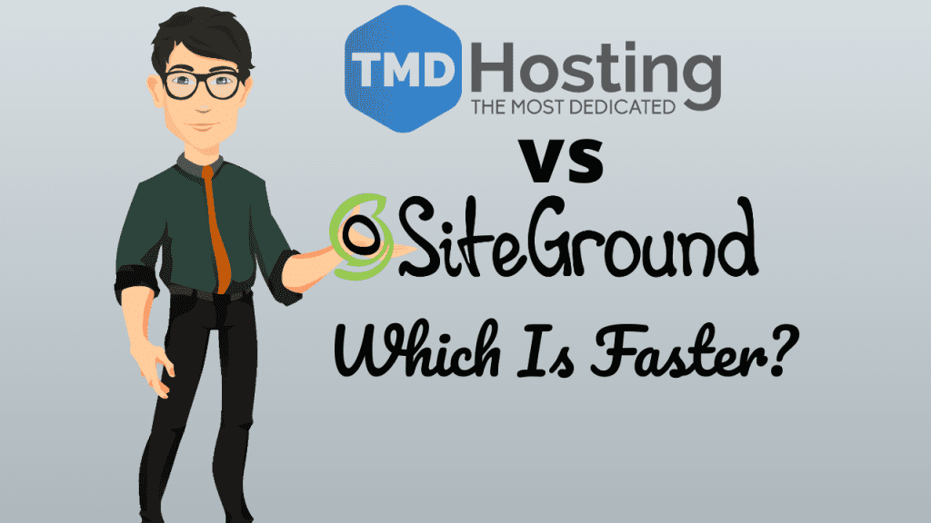 SiteGround vs TMDHosting Which Is Faster Hosting?