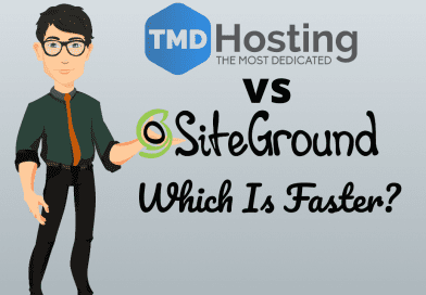 SiteGround vs TMDHosting Which Is Faster Hosting