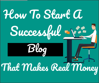 How To Start A Blog That Makes Real Money