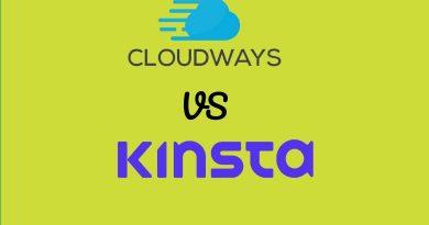 CloudWays vs Kinsta Hosting Review