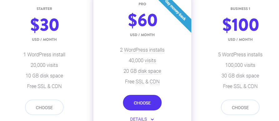 CloudWays vs Kinsta Pricing Review