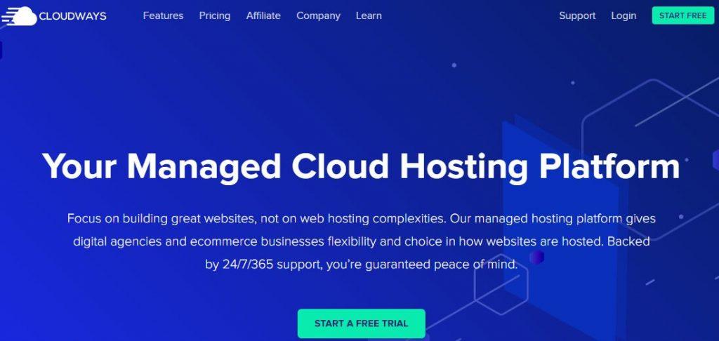 Cloudways Fastest SiteGround Alternatives