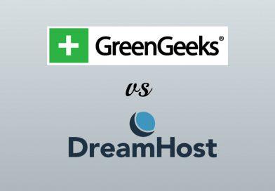 GreenGeeks vs DreamHost Reviews