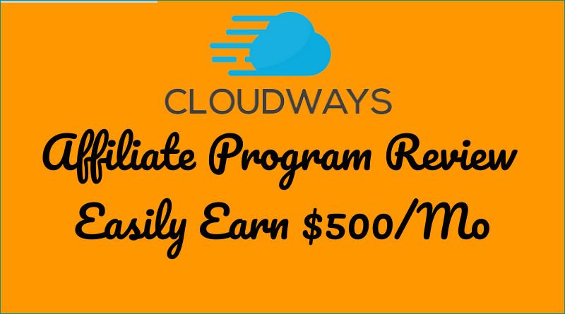 CloudWays Affiliate Program Review