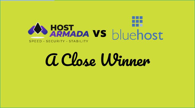 HostArmada vs BlueHost Comparison