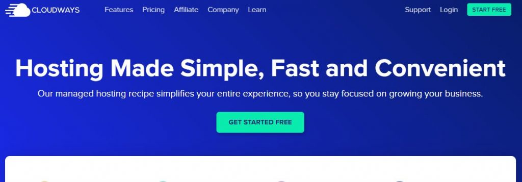 CloudWays Better FastComet Alternative