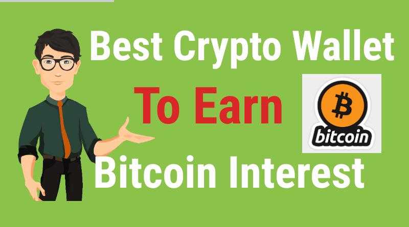 Earn High Bitcoin Interest